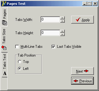 Multiple-Page Forms :: Chapter 6: Building the User