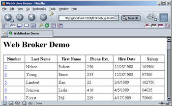 Delphi's WebBroker Technology :: Chapter 20: Web Programming