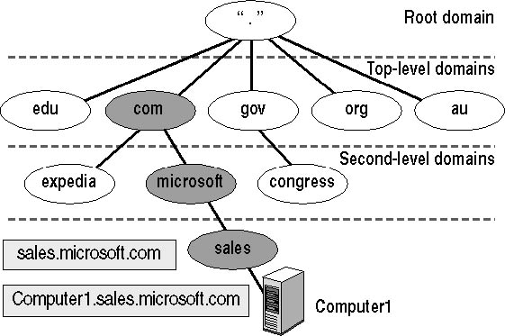 Lesson 1:Understanding DNS :: Chapter 5 -- Using the DNS ...