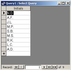 how to add a calculated field in access query