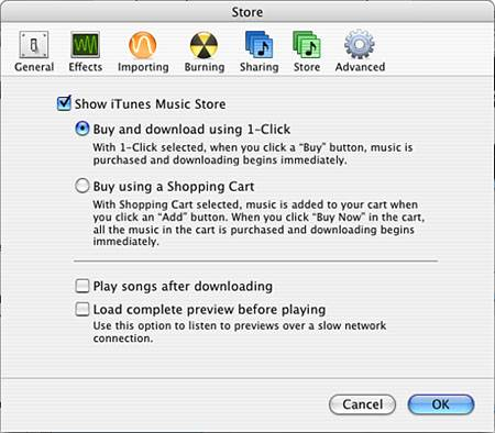 Adding Music from the Apple Music Store to Your iTunes Music Library